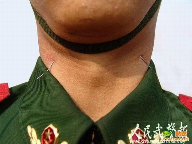 The harsh everyday life of Chinese soldiers (14 pics)