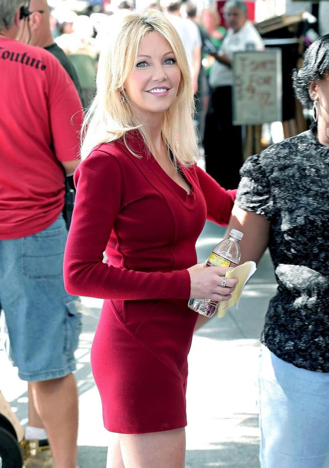 Heather Locklear is still a hot piece of woman (5 pics)