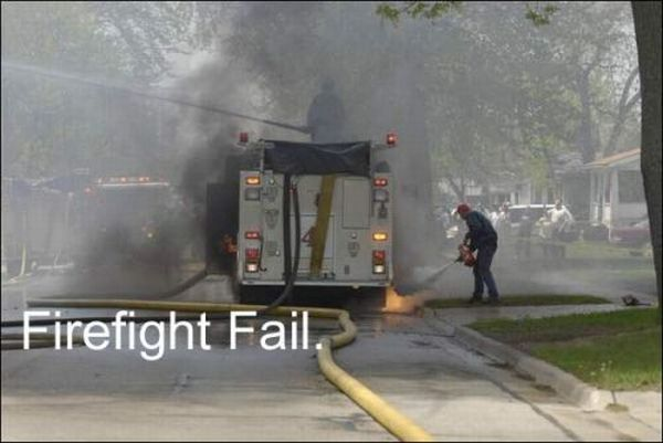 Epic fails. The best of the best. Part 1 (79 pics)