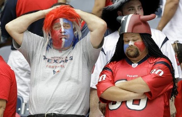 The funniest NFL fans (32 pics)