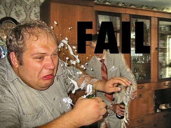 Epic fails. The best of the best. Part 2 (65 pics)