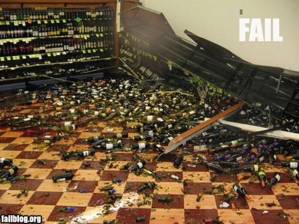 Epic fails. The best of the best. Part 3 (77 pics)