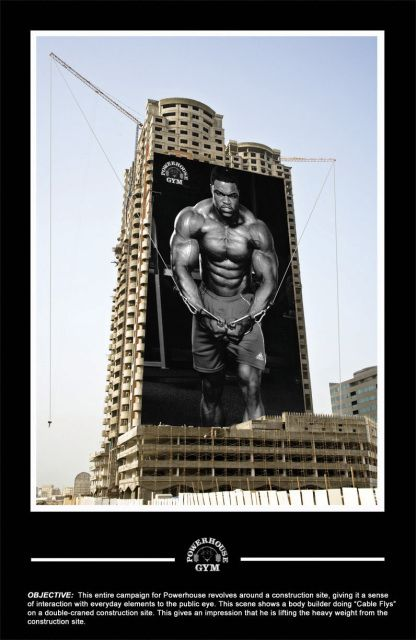 Creative, funny, crazy, original billboards (107 pics)