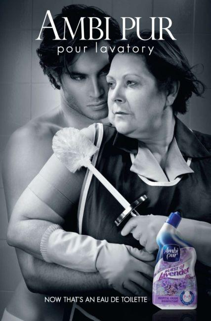 Deodorant spray for toilets or luxury perfume (4 pics)
