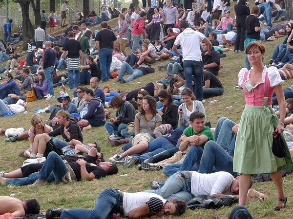 Horrible moments of Oktoberfest 2009 (25 pics) - Izismile.com