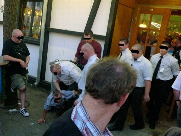 Horrible moments of Oktoberfest 2009 (25 pics)