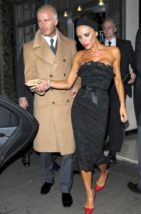 Victoria Beckham: before and after (23 pics)