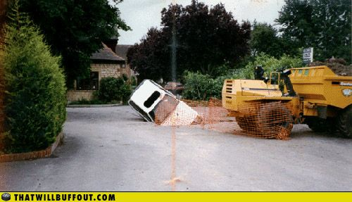 Bad day for cars (63 pics)