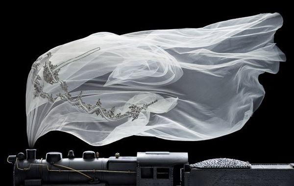 Cloth smoke (6 pics)