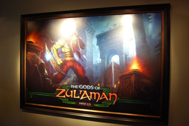 The office of Blizzard (106 pics)