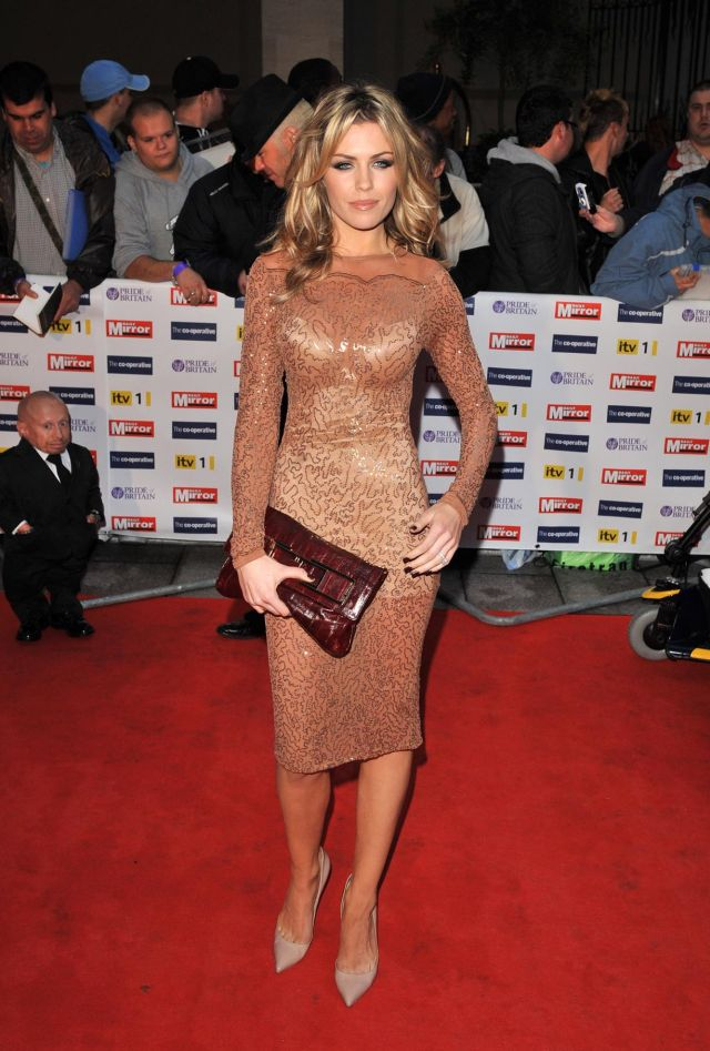 British super hottie Abigail Clancy (9 pics)