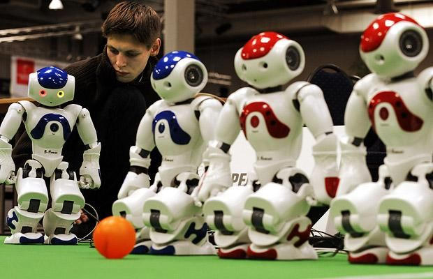 will robots and humanoids take over Why robots will not take over the world (just a hunch)  the time when computers become smarter than humans  the financial times and its journalism are subject to a self-regulation regime .