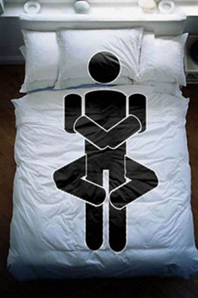 Funny and creative bedclothes (17 pics)