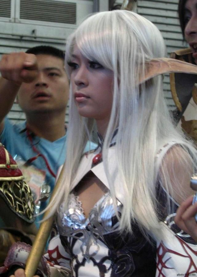 Great cosplay girl (14 pics)