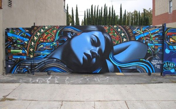 Amazing graffiti (28 pics)