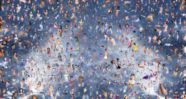 The impossible art of Li Wei (63 pics)