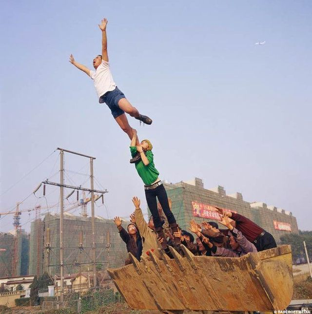 The impossible art of Li Wei (63 pics)