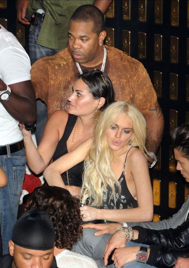 Lindsay Lohan is a mess (6 pics)
