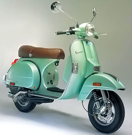 Hand-built two-wheeled motorized vehicles (18 pics)