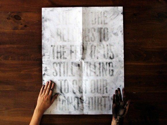 Dirt poster (8 pics)