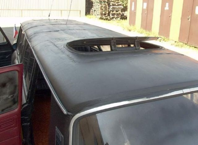 A limo that everyone can afford (12 pics)