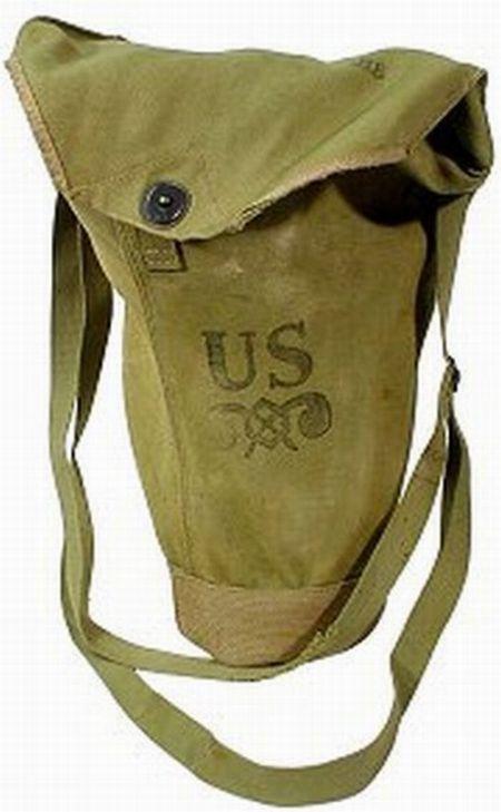 US Army dog gas masks (20 pics)