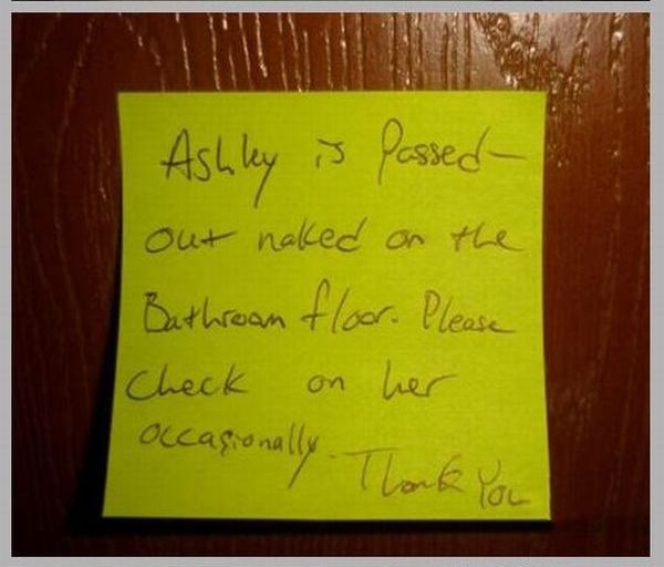 Funny notes and memos (19 pics)