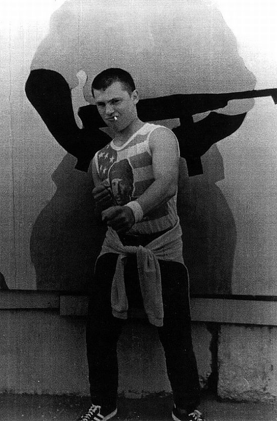 Soviet 'punks' from the 80s (50 pics)