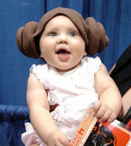 7  sc 1 st  Izismile.com & Babies wearing Star Wars and Star Trek costumes. Cute )) (18 pics ...