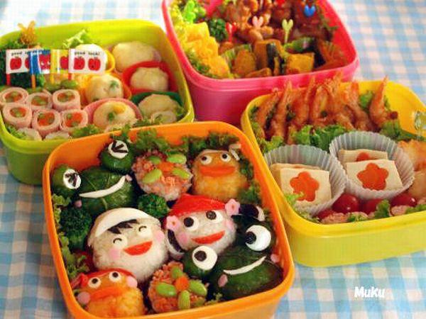 Creative artistic and fun meals! (75 pics)