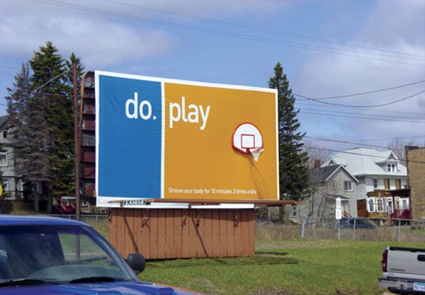 Creative, funny, crazy, original billboards. Part 2 (93 pics)