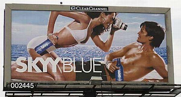 Creative, funny, crazy, original billboards. Part 2 (93 pics)