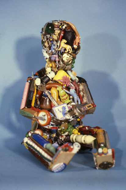 Amazing and creative junk sculptures (18 pics)