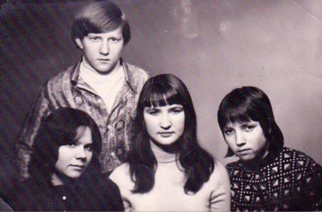 Haircuts of 70's (12 pics)