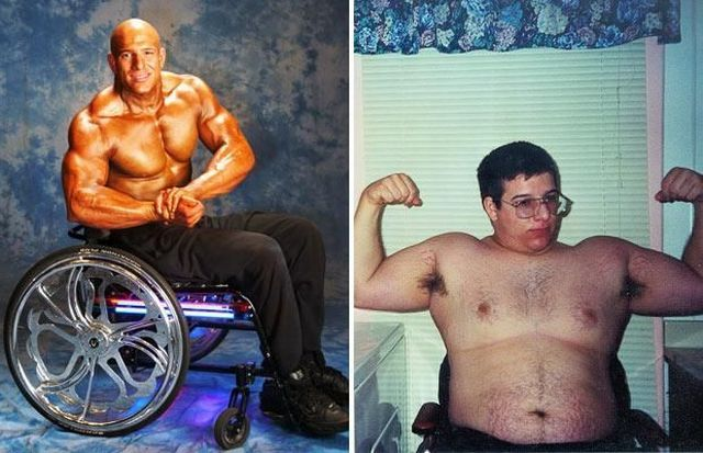 The post of the day! Nick Scott, a man who didn't give up (38 pics + 1 video)