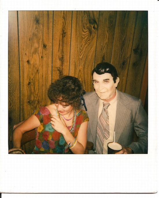 Halloween was more interesting with Polaroids! (28 pics)
