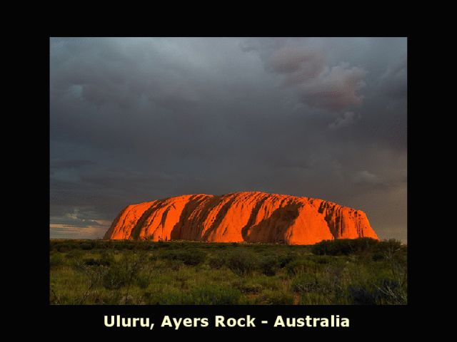 Beautiful rocks around the world (36 pics)