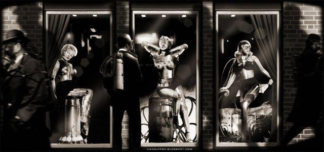 Works of the artist Sam Van Olffen (67 pics)