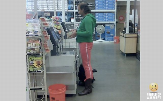 What can we see in Wal-Mart stores? Part 2 (96 pics)