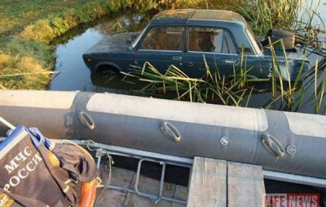 "Lada ""riding"" on the water?!! (11 pics)"