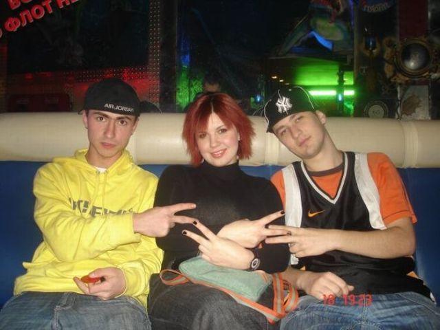 Funny Russian wiggers  )) (85 pics)