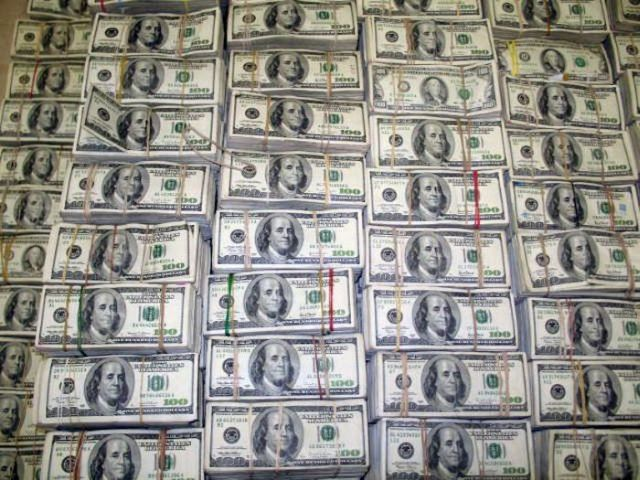 Drug Money. $205 million in cash!