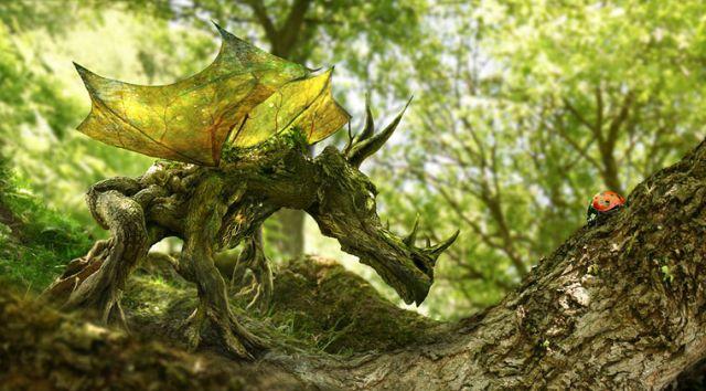 Stunning digital art by Phil McDarby (9 pics)