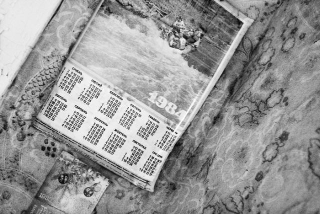 Beautiful black and white photos of Chernobyl (47 pics)