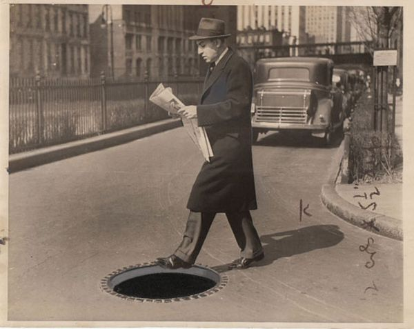 Photomontages of the early 20th century (6 pics)