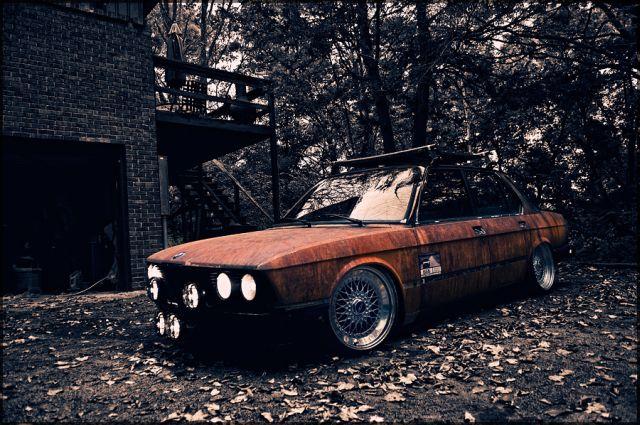 Rat style BMW (6 pics)