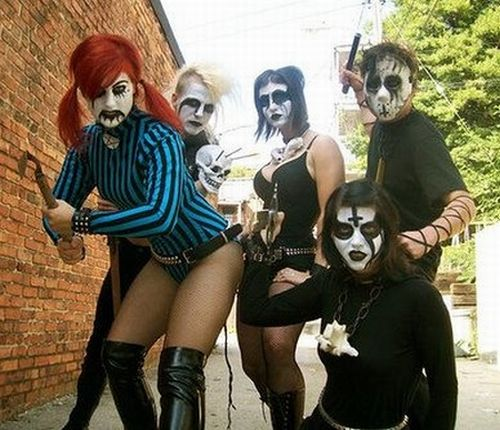 The black side of metal (29 pics)