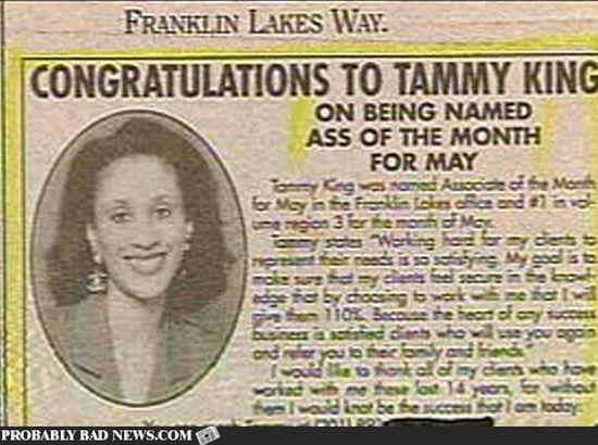 Funny News Captions (50 pics)