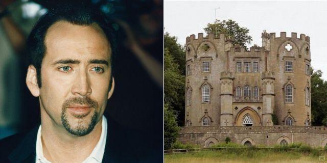 Where Nicolas Cage Lives (17 pics)