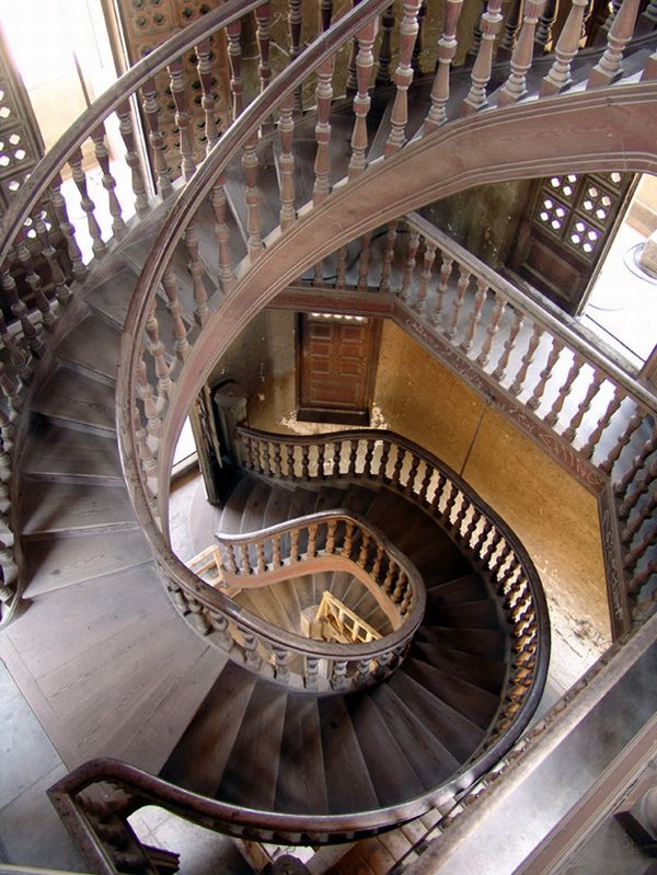 The most beautiful stairs (19 pics)